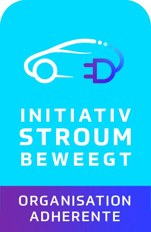 membre de l'initiative Stroum beweegt